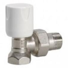 Клапан регулировачный угловой 1/2 Luxor