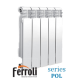 Алюминиевые радиаторы Ferroli POL